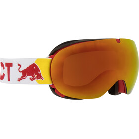 Red Bull SPECT Magnetron Ace Goggles, red/red snow